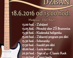 Hudební festival Bratronický džbán 2016