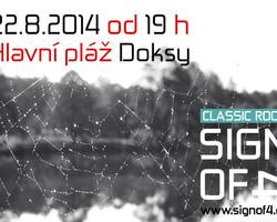 Koncert: Hlavní pláž Doksy - 22.08.2014 od 19 h
