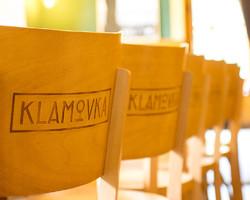 Koncert: Klamovka - 28.04.2018 od 19.00